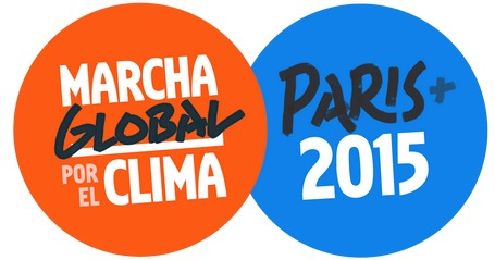 logos marcha mundial clima paris 2015