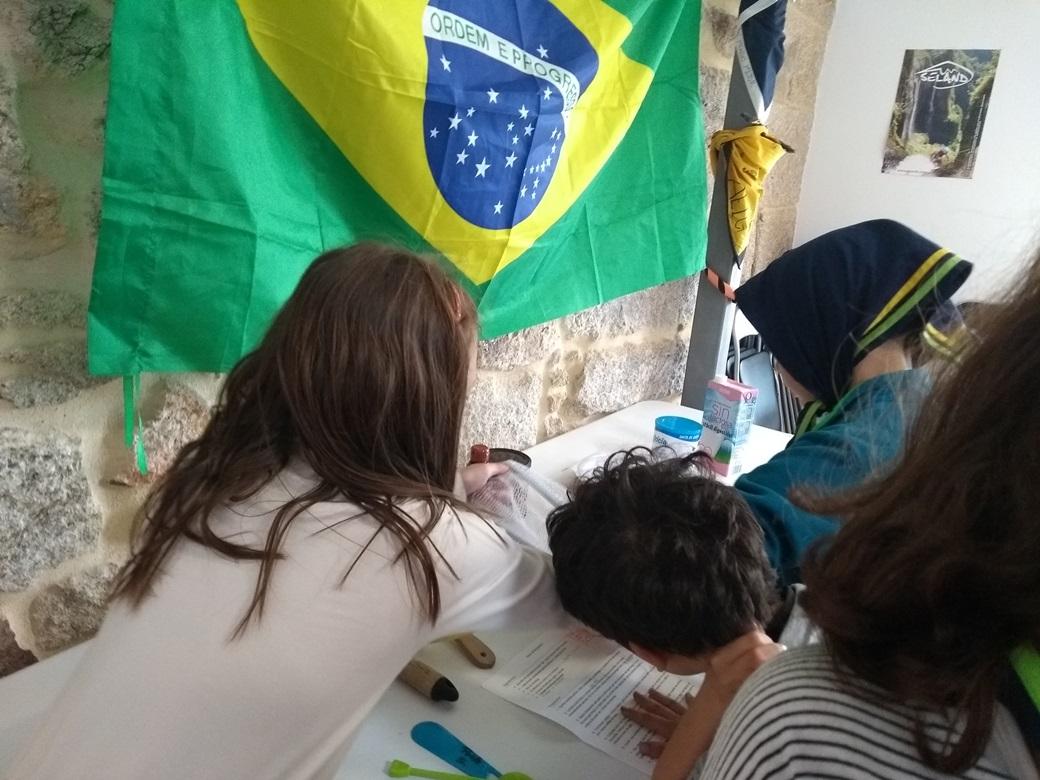 ambientación en Brasil