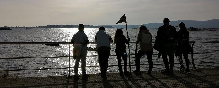 scouts a carón do mar