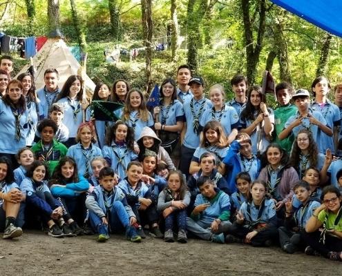 familia scout