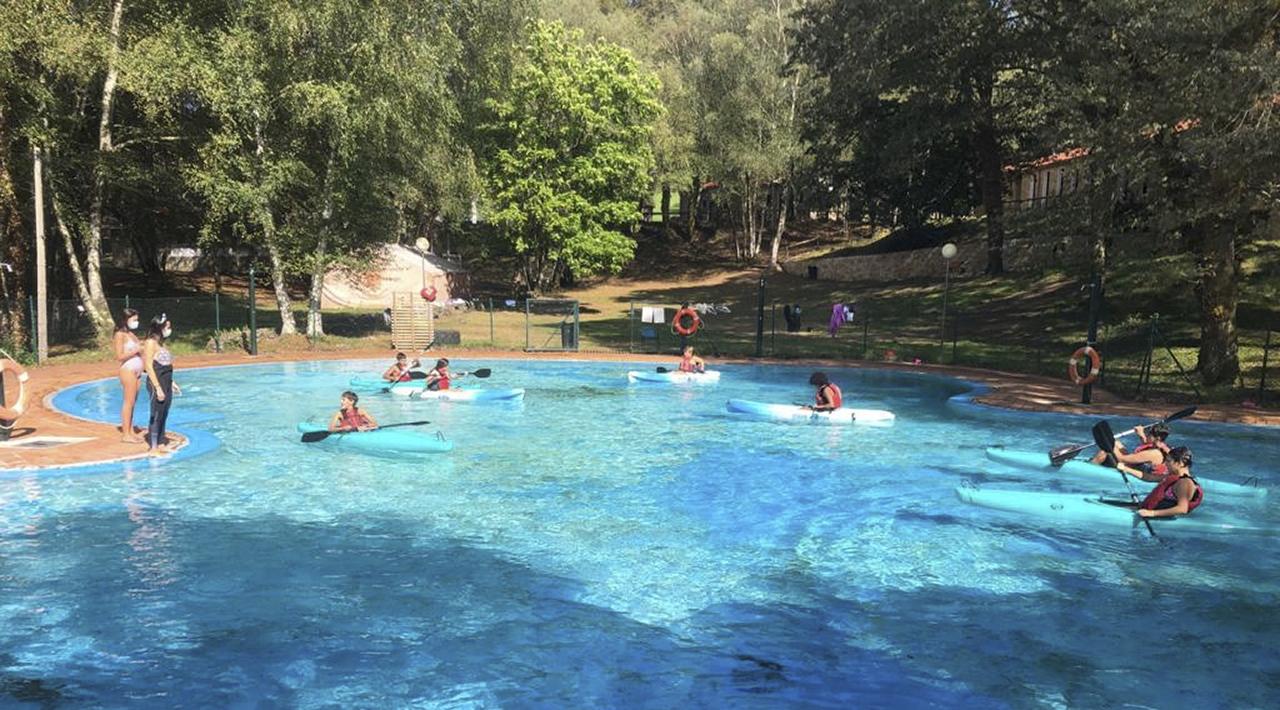 piscina Forcarei